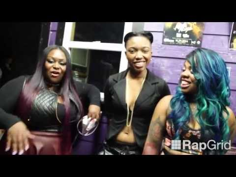 Phara Funeral Says She Was The First Girl To Make Couture Choke | #GladiatorSchool