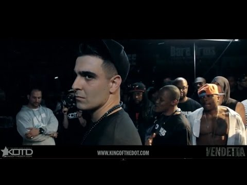 @MRDizaster on Being Banned on KOTD and Total Slaughter