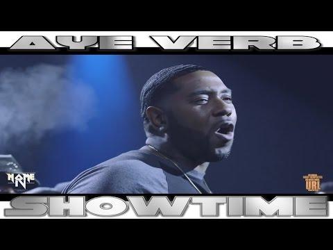 SMACK/URLTV/Big Cheese Presents - Aye Verb - Showtime 1