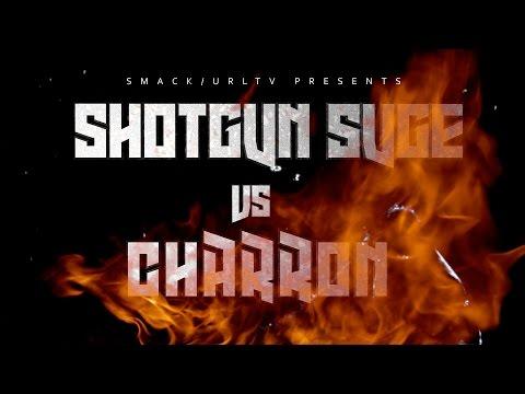 SHOTGUN SUGE VS CHARRON TRAILER SMACK/URL