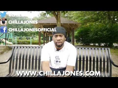 Chilla Jones responds to Cortez calling him out.