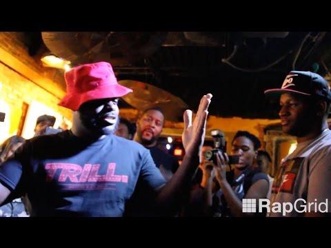 BATTLE RAP - Drect vs Ness Lee | Rap Grid Exclusive