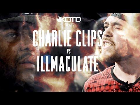 BATTLE RAP - Charlie Clips vs Illmaculate