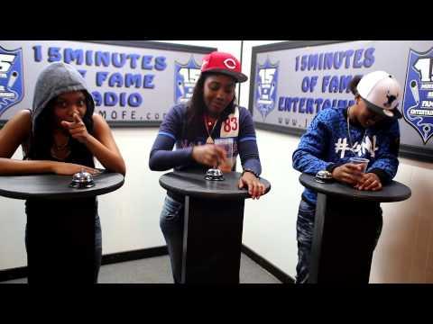 Jaz the Rapper vs. QB vs. C3 on The Bar Exam Game Show Season 2 Announcement