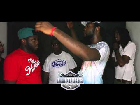 COMPUTER VIEW ONLY: Udubb Presents Frank Luciano vs Strap