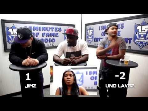 THE BAR EXAM Game Show Season 2 Episode 2 w/ Uno Lavoz, Jimz & Spee Dolla