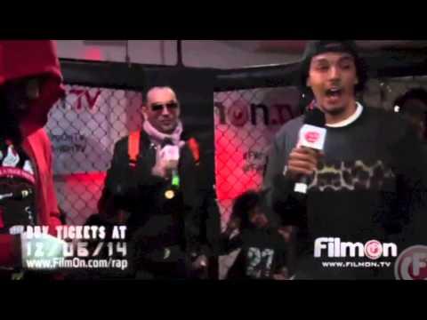 FilmOn TV: Daylyt vs. Cali Smoov (Twerking & Fellatio Battle)