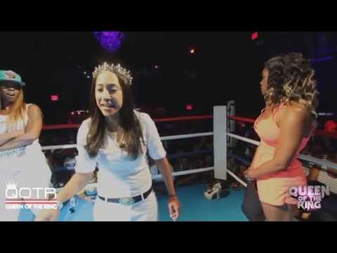 BONNIE GODIVA vs MS FIT QUEEN OF THE RING (Hosted by BABS BUNNY) #NHB