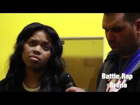 Battle Rap Arena: BTS - Jaz, 40 Barrs, Myverse
