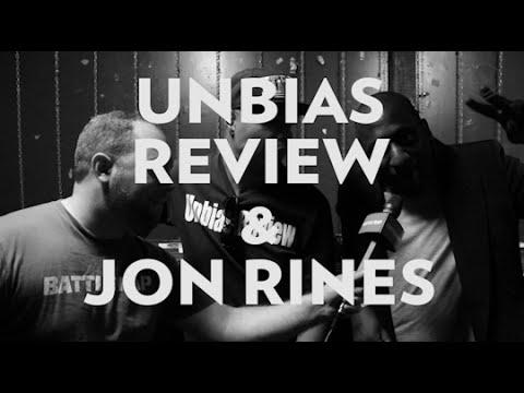 "Chris Unbias & Jon Rines Weigh In On ""Gladiator School"""
