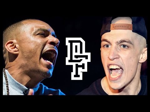 SHOTTY HORROH VS TONY D #MCRVSLDN   Don't Flop Rap Battle