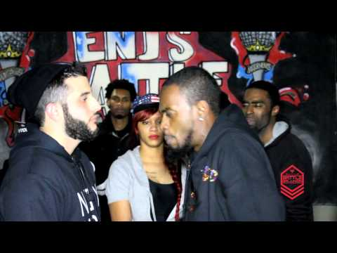 EnJ BattleGrounds: REEPAH RELL VS MIKE P