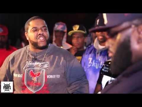 Charlie Clips vs Marv Won | Rap Grid Exclusive