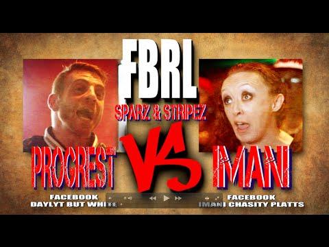 FBRL presents SPARZ & STRIPEZ: PROGREST vs. IMANI