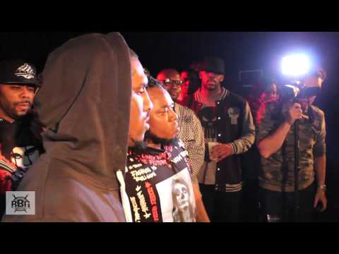 Quest MCody vs Daylyt | Rap Grid Exclusive