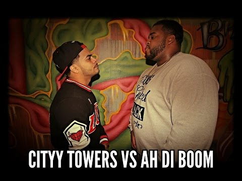 iBattle Worldwide Presents Cityy Towers Vs Ah Di Boom