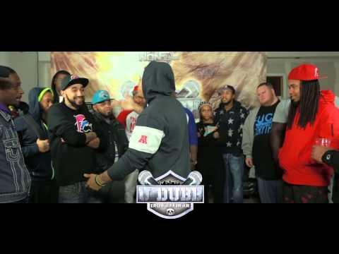 UDubb Presents Only 2 Will Stand Hash100 vs Jonnie Alcatraz