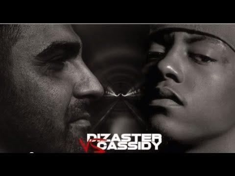 CASSIDY VS DIZASTER - RECAP