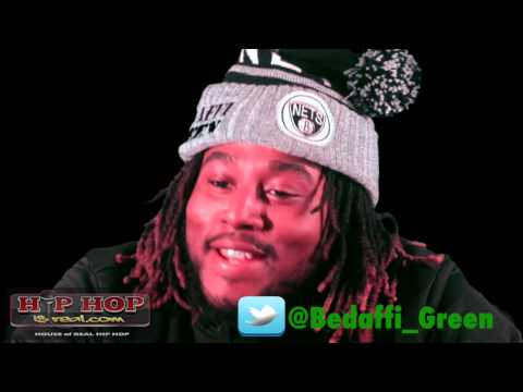 BEDAFFI GREEN TALKS BATTLING ON TRAPHOUSE, SPIT DAT HEAT CAN'T COME TO NEW YORK AND BEAT WEGOHARD