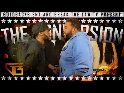 BLACK BEARD-VS-AHDI BOOM: Presented by Goldbacks Entertainment