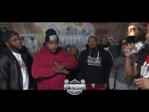 Udubb Presents Only 2 will Stand Frank Got Bars vs Fli Fetti