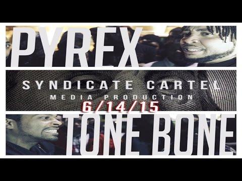 PYREX VS TONE BONE//BLACK ICE CARTEL//BATTLE ON OLYMPUS