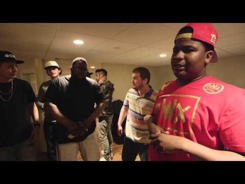 KOTD - Rap Battle - Charlie Clips vs DNA *1 RD FREESTYLE*
