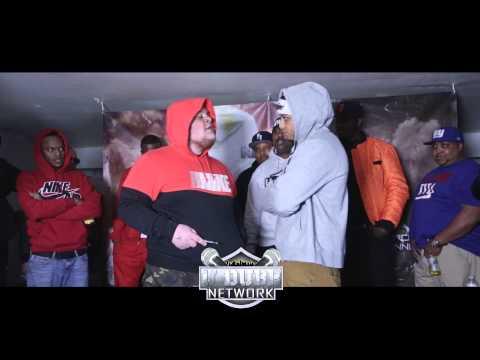 UDubb Network Presents: Rosenberg Raw vs. Johnie Alcatraz