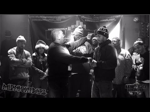 QUINN VS YOUNG KRISS / PRESENTED BY WEGOHARDTV