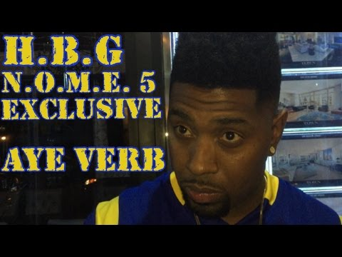 Aye Verb Talks Almost Fighting K-Shine's Crew At NOME 5