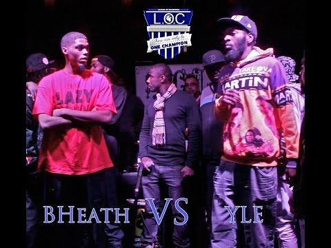 LEAGUE OF CHAMPIONS presents MEAN: B-Heath vs Y.L.E