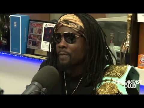 Wale Interview at The Breakfast Club Power 105.1