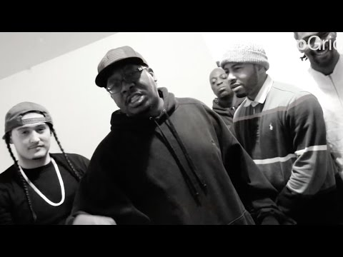 Rap Grid 2015 Cypher - Money Bagz, Polo Da Truth, Ike P, Jus One, Bones Brigante & Swave Sevah