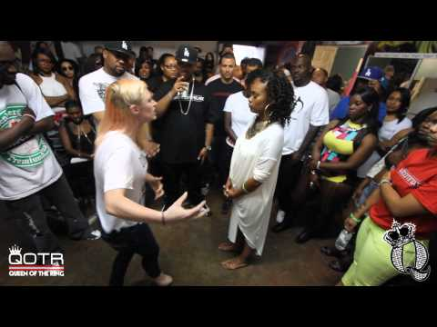 BABS BUNNY & VAGUE present QOTR SPARRING SESSION S.O. FINESSE vs  MARY JANE LEAF