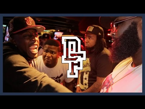 DNA & K SHINE VS QUEST MCODY AND MARV WON | Don't Flop Rap Battle