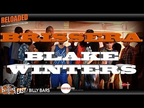 A&B #EAST / Billy Bars I Presents: BRISSERA vs BLAKE WINTERS  [RELOADED]