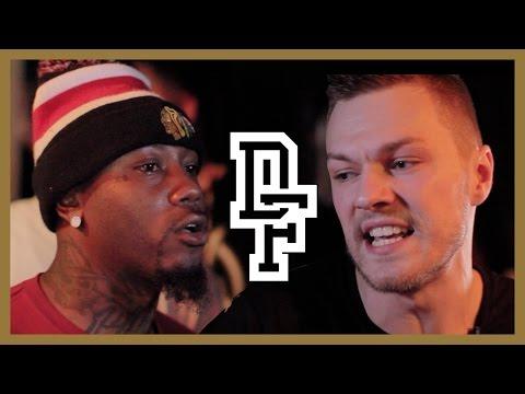 QUILL VS RUM NITTY   Don't Flop Rap Battle