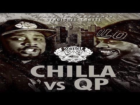 CHILLA VS QP // THE FORMAT VOL2 // BLACK ICE CARTEL