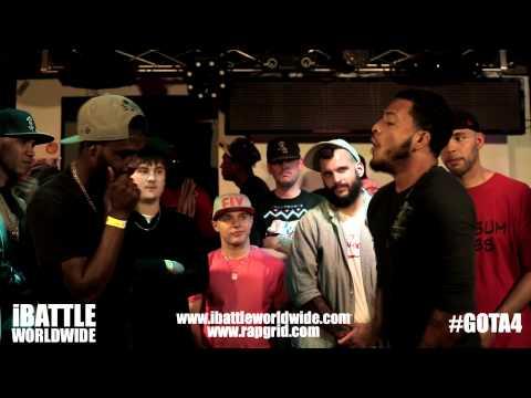 iBattle Worldwide Presents: Bangz Vs Uno Lavoz