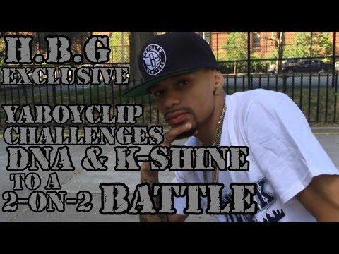 YaBoyClip: Brooklyn Carter & I Would 9-0 DNA & K-Shine