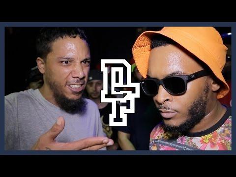 LOTTA ZAY VS ZUR MONEY   Don't Flop Rap Battle