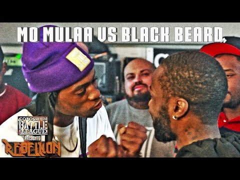 The Colosseum Battle League - Rebellion - Mo Mulaa vs Black Beard