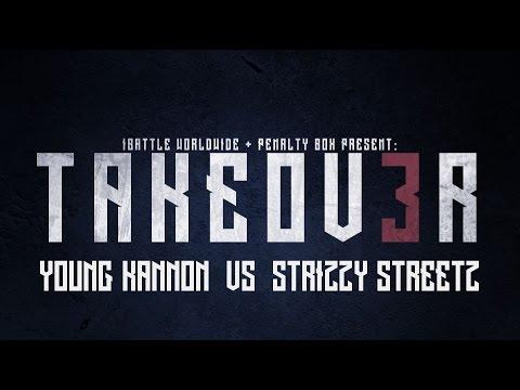 iBattle Worldwide Presents: Young Kannon Vs Strizzy Streetz
