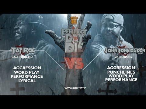 JOHN JOHN DA DON VS TAY ROC SMACK/ URL