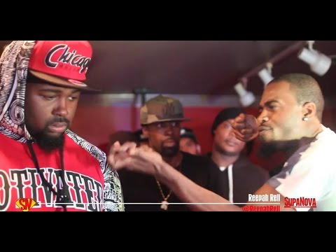 SupaNova Battles Presents: Reepah Rell vs Luck Dollaz