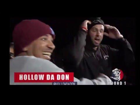 Pat Stay vs Hollow Da Don