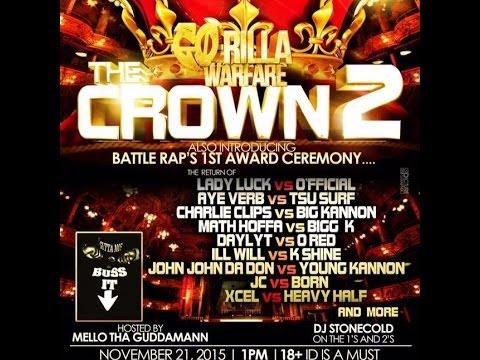 @UnbiasReview -- Gorilla Warfare: Crown 2 ( Prediction blog )