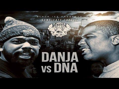 DNA VS DANJA ZONE // THE FORMAT VOL2 // BLACK ICE CARTEL