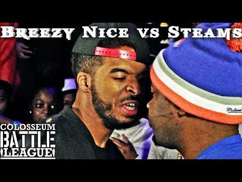 The Colosseum Battle League   Fightback Day2   Steams vs Breezy Nice