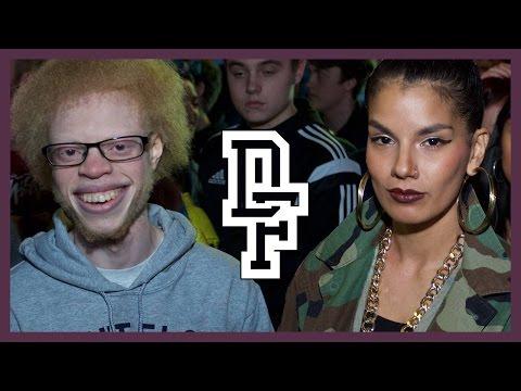 VILLUN VS MYVERSE | Don't Flop Rap Battle
